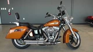 6. 317851   2014 Harley Davidson Dyna Switchback   FLD Used motorcycles for sale