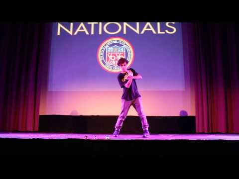 Zach Gormley - 2014 Us National Yoyo Champion