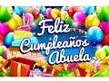 Feliz Cumpleaños Abuela – Saludos para un Cumpleaños | Etiquetate.net
