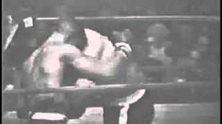 Sonny Liston Vs Cleveland Williams (April 15, 1959)