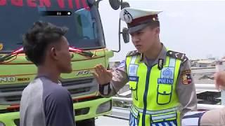Video Baru Pertama Kali Mengantar Barang ke Jakarta, Sopir Ini Kebingungan Arah Jalan - 86 MP3, 3GP, MP4, WEBM, AVI, FLV Oktober 2017