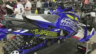 5. 2018 Yamaha Sidewinder Turbo Fit And Finish?