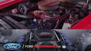 "50 gadi jautrības ar ""Ford Mustang"""