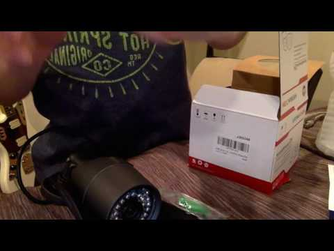 Never Missing the Unboxing of PECHAM CCTV Camera!!!