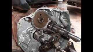 8. Honda Recon