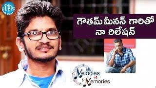 Video Ananta Sriram About Gautham Menon    Melodies & Memories MP3, 3GP, MP4, WEBM, AVI, FLV Desember 2018