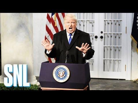 Trump Press Conference Cold Open - SNL