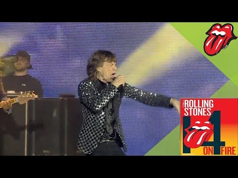 ROLLING STONES: Mick's Brushing Up on His Japanese