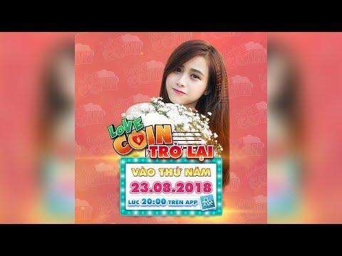 LIVESTREAM - LOVECOIN | MC PHƯƠNG DUNG | 23.08.2018 - Thời lượng: 51 phút.