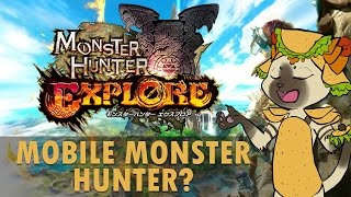 Download Lagu MONSTER HUNTER EXPLORE (MHXR) - MH ON YOUR PHONE Mp3