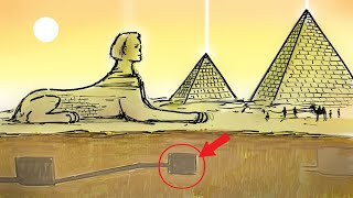 Video Secret Knowledge Hidden Underneath the Great Sphinx MP3, 3GP, MP4, WEBM, AVI, FLV Juni 2019