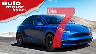 Tesla Model Y: 7 Fakten, die Tesla-Fanboys & Hater wissen sollten   auto motor und sport