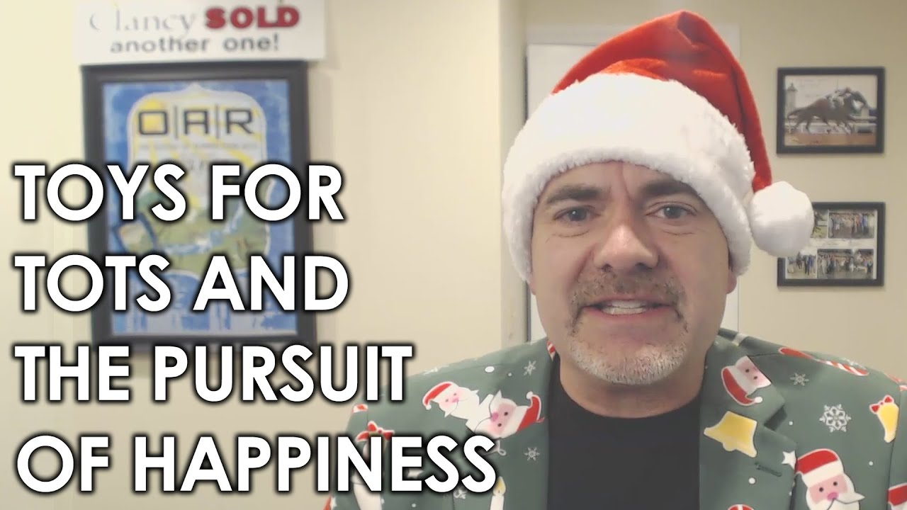 The Secret to Finding Happiness This Holiday Season