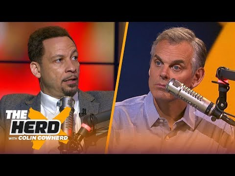 Houston Rockets trading CP3 for Russell Westbrook is a 'Hail Mary' — Broussard | NBA | THE HERD
