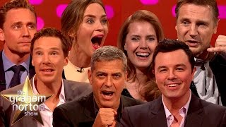 Video MORE Celebrities Impersonating Other Celebrities - The Graham Norton Show MP3, 3GP, MP4, WEBM, AVI, FLV Juli 2019