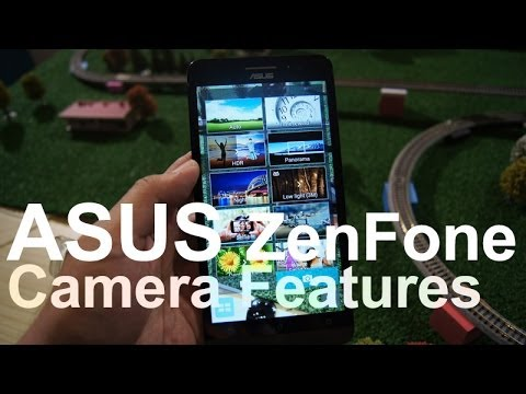 ASUS ZenFone 5 & ZenFone 6 PixelMaster Camera Features