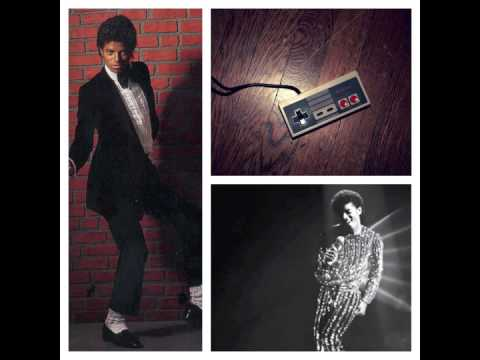 Nintendo Meets Michael Jackson's
