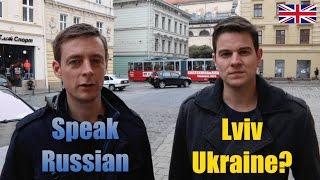 Lviv Ukraine  city images : Can you speak in Russian in Lviv, Ukraine?