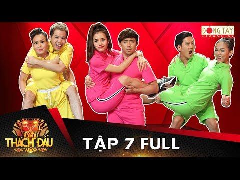 Kỳ Tài Thách Đấu 2017 | Tập 7 Full: Mai Ngô, Trịnh Thăng Bình, Jolie Phương Trinh (5/11/2017) - Thời lượng: 1:25:11.