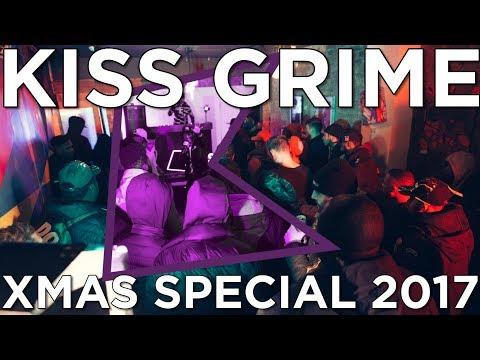 THE KISS GRIME ALL STAR XMAS SPECIAL 2017   RUDE KID @KissFMUK @RudeKidMusic