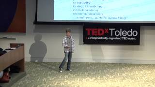 Learning To Code, Coding To Learn : Jonathan Buchanan At TEDxToledo