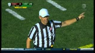 Kenjon Barner vs Fresno State (2012)