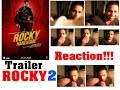 Rocky Handsome Movie Offical Teaser Trailer #1 REACTION & REVIEW John Abraham & Shruti Haasan