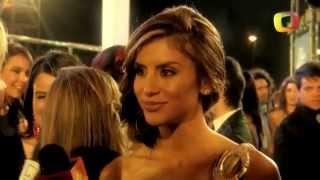 Jessica Cediel y Pipe Bueno para Terra - Premios Tv y Novelas