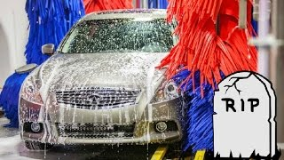 5 Ways The Car Wash Will DESTROY Your Car! by Vehicle Virgins