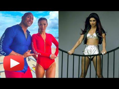 Priyanka Chopra HOT VILLAIN With Dwayne Johnson In
