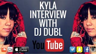 Kyla Interview - Drake sampling her on '1 Dance', how they stopped it leaking & getting paid