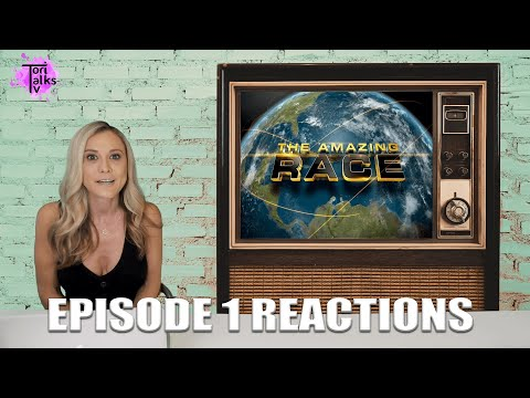 The Amazing Race Season 32 Episode 1 Reaction!