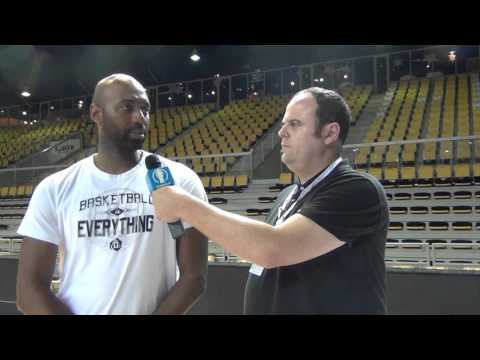 Eurocup Finals Interview: Mardy Collins, Strasbourg