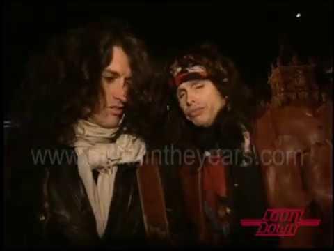 Aerosmith- Loose in Amsterdam on Countdown 1993