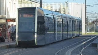 Tours France  city photo : New Trams in Tours, France