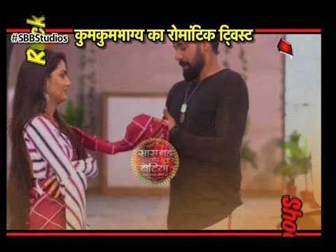 Kumkum Bhagya: Abhi & Pragya's Pallu Romance!