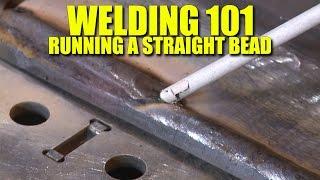 Video 🔥 The First Lesson of Welding - Learn to Run a Straight Bead (Everlast PowerTIG 200DV) MP3, 3GP, MP4, WEBM, AVI, FLV Agustus 2019