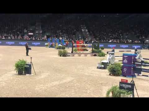 FEI World Cup Bordeaux 2020 - Double clear round and victory Steve Guerdat & Victorio des Frotards