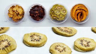 Oven-Dried Fruit For An Easy On-The-Go Snack • Tasty by Tasty