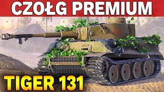 NOWY I ŚWIETNY - Tiger 131 - Czołg Premium w Akcji - World of Tanks full download video download mp3 download music download
