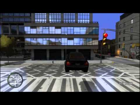 GTA IV Car Crashes and Accidents Compilation