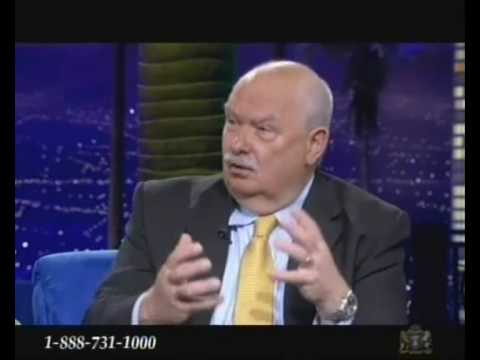 ATHEIST PROFESSOR IN HELL!  Best testimony EVER! HELL NDE. Amazing! Howard Storm. Interview 2010