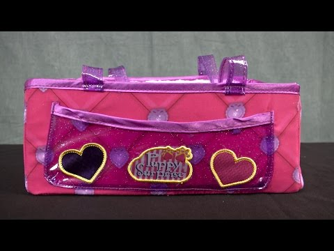 Puppy Surprise Cuddle and Go Pet Carrier from Just Play