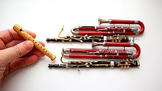 MUSICAL INSTRUMENTS for DOLLS 🌟 MINIATURE for DOLLS * EASY and SIMPLY