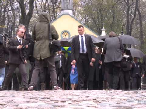 Президент Николае Тимофти посетил Лодзинское воеводство в Польше