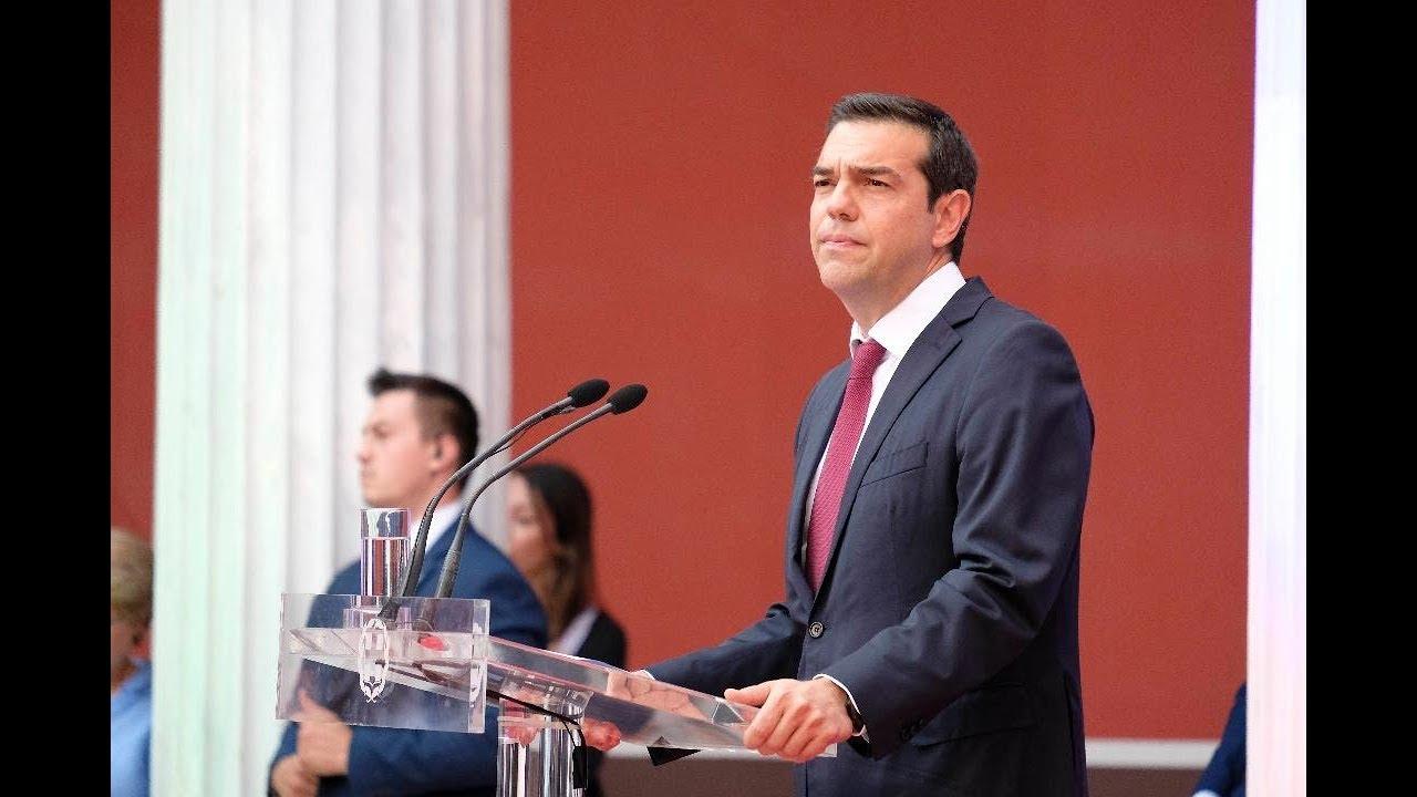 Ομιλία στις ΚΟ του ΣΥΡΙΖΑ και των Ανεξάρτητων Ελλήνων