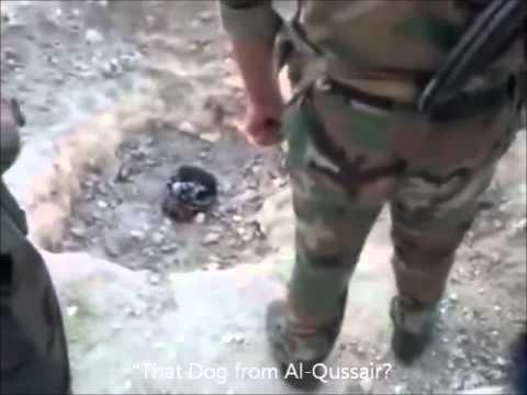 Doubts cast on video of Syrian 'buried alive'