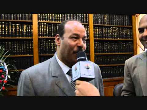 جمال الشخيبي : كان هناك جهود كبيره لعودة المقر الى مظهرة الحضارى