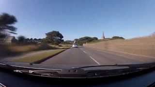 Just a video of the drive of the main outer road.