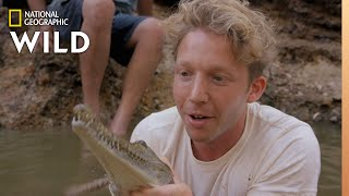 Freshwater Crocodiles Finding New Territory | Out There With Jack Randall by Nat Geo WILD